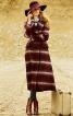 Пальто двобортне приталеного силуету - фото 1