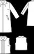 Пальто з хутряним жилетом - фото 3