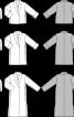 Пальто максі з шалевим коміром - фото 3