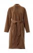 Пальто із суцільнокроєним коміром - фото 2