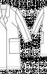 Пальто з двошовними рукавами - фото 3