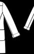 Пальто-дублянка двобортне - фото 3