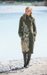 Пальто приталеного силуету - фото 1