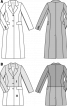 Жакет довгий приталеного силуету - фото 3