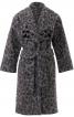 Пальто із запахом і широким шалевим коміром - фото 2