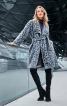 Пальто із запахом і широким шалевим коміром - фото 1
