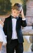 Класичний піджак з шалевим коміром - фото 1
