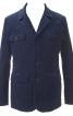 Піджак з накладними кишенями в стилі casual - фото 2