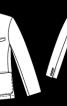 Піджак приталеного крою - фото 3