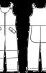 Комбінезон на флісовій підкладці - фото 3
