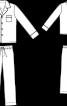 Піжама фланелева в клітину - фото 3
