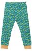 Піжамні трикотажні брюки з манжетами - фото 2