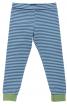 Піжамні брюки на еластичному поясі - фото 2