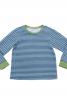 Піжамний пуловер з довгими рукавами - фото 2