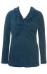 Пуловер розкльошеного силуету - фото 2