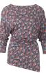 Пуловер з асиметричним кроєм - фото 2