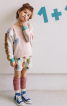 Пуловер з оригінальним декором - фото 1