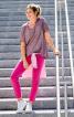 Пуловер із суцільнокроєними рукавами - фото 4