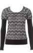 Пуловер прямого крою - фото 2