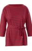 Пуловер з приспущеними проймами - фото 2