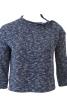 Пуловер із застібкою на плечі - фото 2