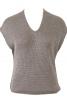 Пуловер з сприспущеною лінією плечей - фото 2