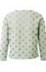 Пуловер прямого крою з круглим вирізом - фото 4