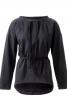 Пуловер приталеного силуету з асиметричним низом - фото 2