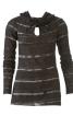 Пуловер з переплетеним коміром - фото 2