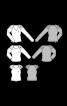Пуловер із прозорими плечовими вставками - фото 3