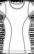 Пуловер приталеного крою - фото 3