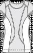 Пуловер з рельєфними швами - фото 3