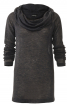 Пуловер з великим коміром-хомутом - фото 2