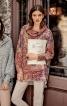 Пуловер з високими манжетами - фото 1