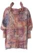 Пуловер з високими манжетами - фото 2