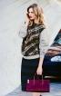 Пуловер вільного крою - фото 1