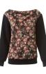 Пуловер з вирізом човником - фото 2