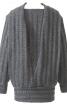 Пуловер з коміром-шарфом - фото 2
