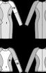 Пуловер трикотажний в спортивному стилі - фото 3
