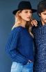 Пуловер з широким вирізом горловини - фото 4