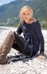 Пуловер з асиметричним коміром - фото 1