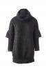 Пуловер з оборками і знімним коміром - фото 2