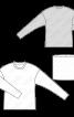 Пуловер зі знімним коміром-хомутом - фото 3