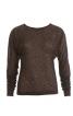 Пуловер з рукавами «летюча миша» - фото 2
