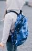 Рюкзак з кишенею-портфелем - фото 1