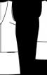 Сарафан трикотажний А-силуету - фото 3