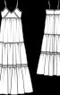 Сукня-сарафан в стилі хіпі  - фото 3