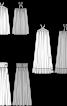 Максі-сарафан широкого крою на бретелях - фото 3