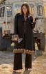 Шазюбль А-силуету з суцільнокроєним коміром - фото 1