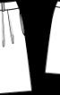 Шорти-бермуди лляні - фото 3